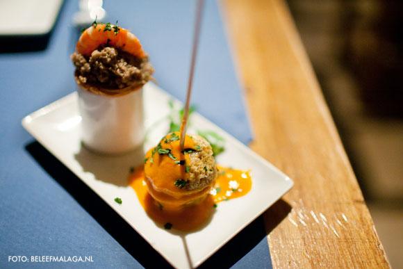 Malaga restaurant - Malaga vakantie