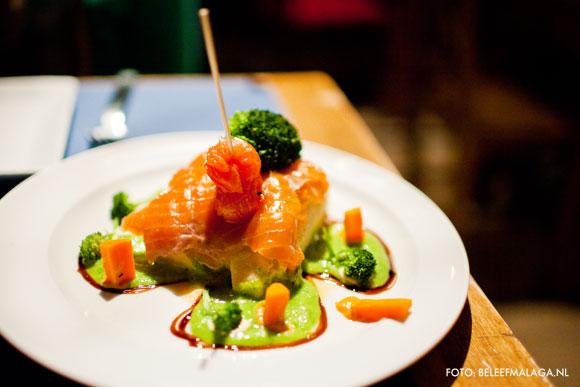 Malaga restaurant - eten en drinken