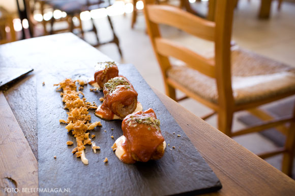 Malaga eten en drinken - restaurant Pedregalejo