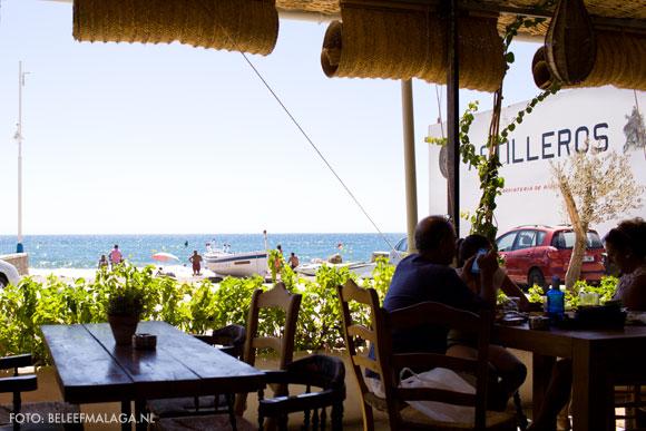 Malaga restaurant Pedregalejo - reisgids Malaga