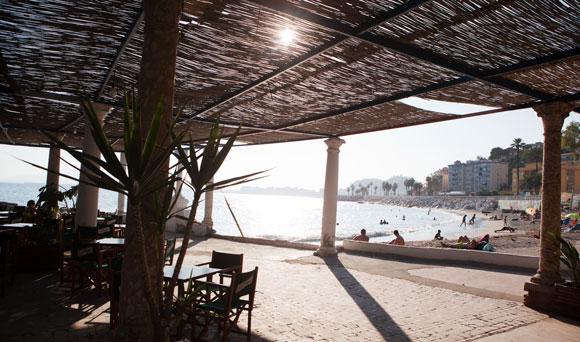 strand malaga banos del carmen- vakantie reisgids Malaga