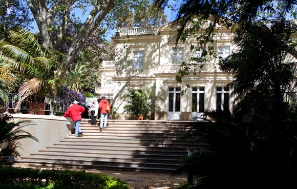 Botanische tuin Malaga - Malaga vakantie
