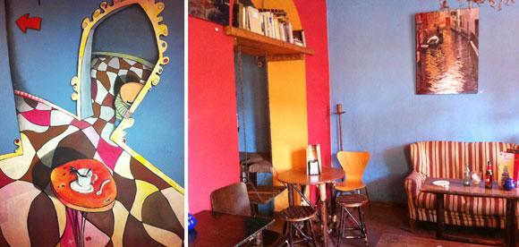 Cafe con Libros - Malaga centrum