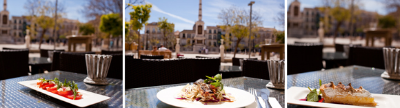 Eten Malaga - Restaurant La Plaza